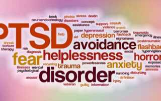 PTSD Therapy Help