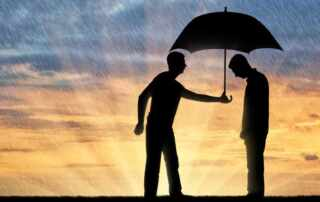 Therapy Benefits of Helping Others